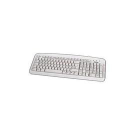 Tastatur Basic Keyboard K210 USB weiß Hama 00057208 Produktbild