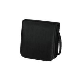 CD-Nylontasche für 20 CD´s schwarz | liebl.de