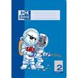 Heft Oxford Junior A4 Lineatur 2 16Blatt 90g Optik Paper 100050401 Produktbild Additional View 1 S