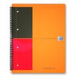 Activebook Oxford International A4+ liniert 4-fach Lochung 80Blatt 80g Optik Paper weiß 100102994 Produktbild