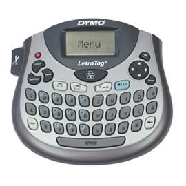 Beschriftungsgerät LetraTag Tischgerät LT-100T inkl. Schriftband für LT-Bänder Dymo S0758370 Produktbild