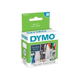 LabelWriter-Vielzweck-Etiketten 13x25mm weiß Dymo S0722530 (PACK=1000 STÜCK) Produktbild