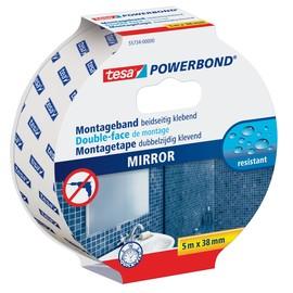Powerbond SPIEGEL 38mm x 5m beidseitig klebend Tesa 55734-00000-02 (RLL=5 METER) Produktbild
