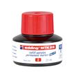 Permanentmarker-Nachfülltusche MTK25 25ml rot Edding 4-MTK25002 (ST=25 MILLILITER) Produktbild