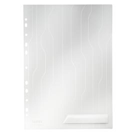 Prospekthüllen Combifile oben offen A4 200µ transparent PP genarbt Leitz 4726-00-03 (PACK=5 STÜCK) Produktbild