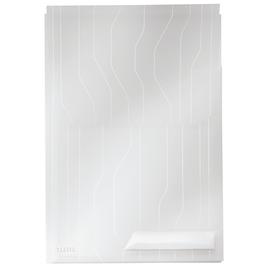 Prospekthüllen Combifile Maxi A4 200µ transparent PP genarbt Leitz 4727-00-03 (PACK=3 STÜCK) Produktbild