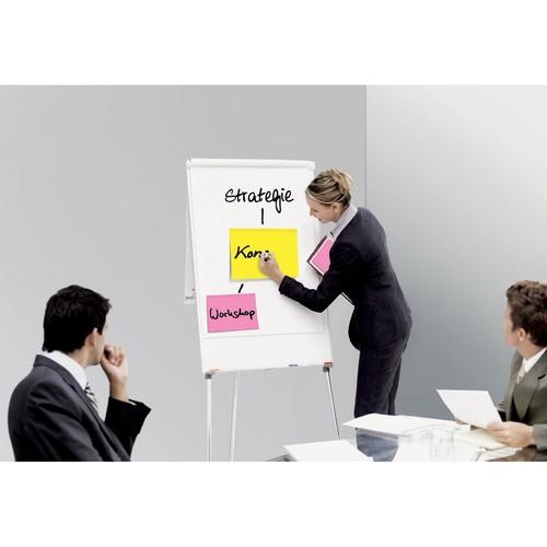Haftnotizen Post-it Meeting-Notes 200x149mm neonfarben 3M 6845-SSP (PACK=4x 45 BLATT) Produktbild Additional View 2 L