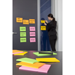 Haftnotizen Post-it Meeting-Notes 200x149mm neonfarben 3M 6845-SSP (PACK=4x 45 BLATT) Produktbild Additional View 6 S