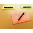 Haftnotizen Post-it Meeting-Notes 200x149mm neonfarben 3M 6845-SSP (PACK=4x 45 BLATT) Produktbild Additional View 1 S