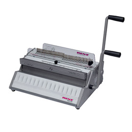 Draht-Bindegerät SRW 360 3:1-Teilung max. Stanzkapazität 360mm bis 135Blatt Renz 27310020 Produktbild