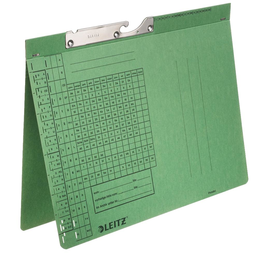 Pendelhefter Amtsheftung 250g grün Manilakarton Leitz 2094-00-55 Produktbild