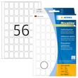 Etiketten Movables für Handbeschriftung 12x18mm weiß Herma 10603 (PACK=1792 STÜCK) Produktbild