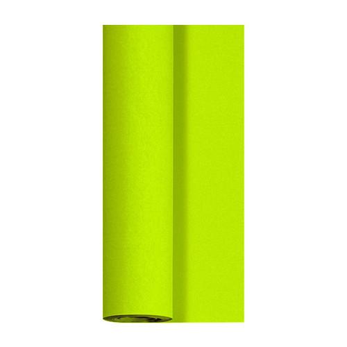 Tischtuch 118cmx10m kiwi Vlies Duni 185545 (RLL=10 METER) Produktbild Front View L