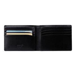 Brieftasche Meisterstück schwarz Leder 6cc Montblanc 14548 Produktbild