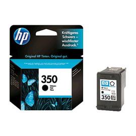 Tintenpatrone 350 für HP DeskJet D4260/D4360 4,5ml schwarz HP CB335EE Produktbild