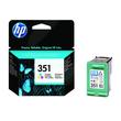 Tintenpatrone 351 für HP DeskJet D4260/D4360 3,5ml farbig HP CB337EE Produktbild