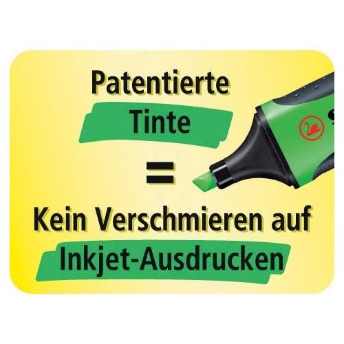 Textmarker Executive 73 2-5mm Keilspitze gelb Stabilo 73/14 Produktbild Default L