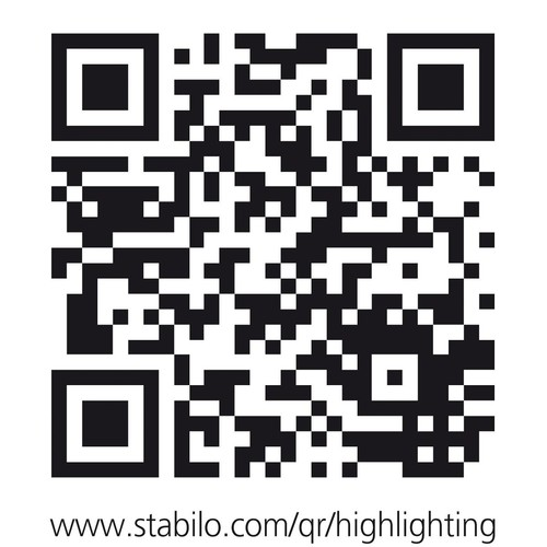 Textmarker Executive 73 2-5mm Keilspitze gelb Stabilo 73/14 Produktbild Side View L