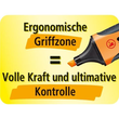 Textmarker Executive 73 2-5mm Keilspitze orange Stabilo 73/54 Produktbild Side View S