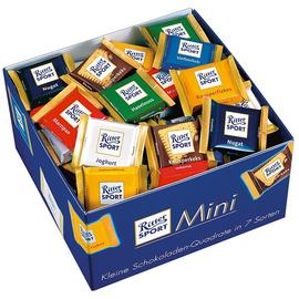 Schokoladenmischung Ritter Sport Mini (PACK=84 STÜCK) Produktbild