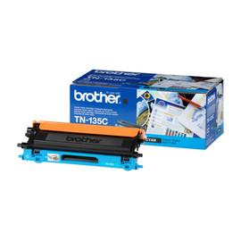 Toner für DCP-9040CN/9042CDN 4000Seiten cyan Brother TN-135C Produktbild