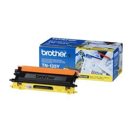 Toner für DCP-9040CN/9042CDN 4000Seiten yellow Brother TN-135Y Produktbild