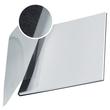 Bindemappen Soft Cover A4 für 36-70Blatt schwarz/transparent Leinenstruktur Leitz 7399-00-95 (PACK=10 STÜCK) Produktbild