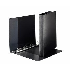 Ringbuch SoftClick Premium A4 Überbreite 4Ringe Ringe-Ø20mm bis 180Blatt schwarz PP Leitz 4601-00-95 Produktbild