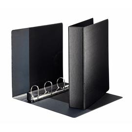 Ringbuch SoftClick Premium A4 Überbreite 4Ringe Ringe-Ø40mm 380Blatt schwarz PP Leitz 4603-00-95 Produktbild