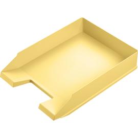 Briefkorb Economy für A4 255x345x67mm gelb Kunststoff Helit H2361617 Produktbild