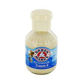 Kondensmilch Kaffee Traum 8% Fett Glasflasche Bärenmarke (ST=170 GRAMM) Produktbild