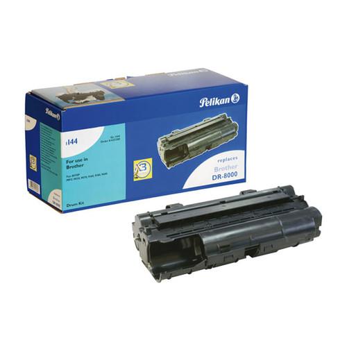 Trommel Gr. 1144DR (DR-8000) für FAX-8070P/MFC-9030/9070 8000Seiten schwarz Pelikan 625380 Produktbild Front View L