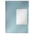 Prospekthüllen Combifile Organisation A4 200µ blau PP genarbt Leitz 4729-00-35 (PACK=3 STÜCK) Produktbild
