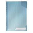 Prospekthüllen Combifile oben offen A4 200µ blau PP genarbt Leitz 4726-00-35 (PACK=5 STÜCK) Produktbild