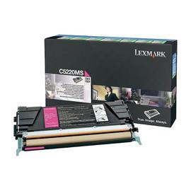 Toner für Optra C520N/C522N/C524 3000Seiten magenta Lexmark C5220MS Produktbild