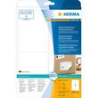 Etiketten Inkjet+Laser+Kopier 99,1x139mm auf A4 Bögen Movables weiß wiederablösbar Herma 10019 (PACK=100 STÜCK) Produktbild Additional View 1 S