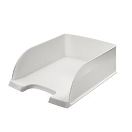 Briefkorb Plus Jumbo für A4 242x95x340mm weiß Kunststoff Leitz 5233-00-01 Produktbild