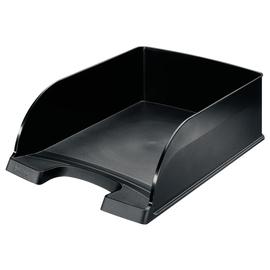 Briefkorb Plus Jumbo für A4 242x95x340mm schwarz Kunststoff Leitz 5233-00-95 Produktbild