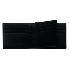 Brieftasche Meisterstück schwarz 12cc Montblanc 103384 Produktbild
