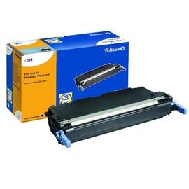 Toner Gr. 1204 (Q6470A) für Color LaserJet 3600/3800/CP3505 6000Seiten schwarz Pelikan 629449 Produktbild