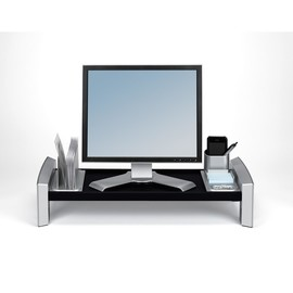 Monitorständer Professional Series 66cm x 12,5cm x 29,2cm anthrazit/silber Fellowes 8037401 Produktbild