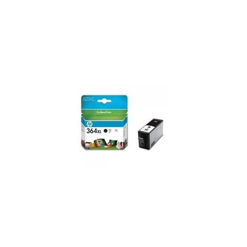 Tintenpatrone 364XL für HP Photosmart D5460 12ml schwarz HP CN684EE Produktbild Front View L