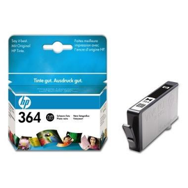 Tintenpatrone 364XL für HP Photosmart D5460 6ml FOTOschwarz HP CB322EE Produktbild