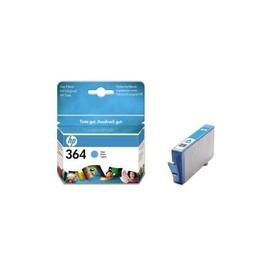 Tintenpatrone 364XL für HP Photosmart D5460 6ml cyan HP CB323EE Produktbild