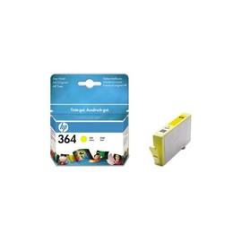 Tintenpatrone 364XL für HP Photosmart D5460 6ml yellow HP CB325EE Produktbild