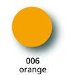 Tintenroller mit Radierspitze Frixion Ball BL-FR7 0,4mm orange Pilot 2260006 Produktbild Additional View 3 S