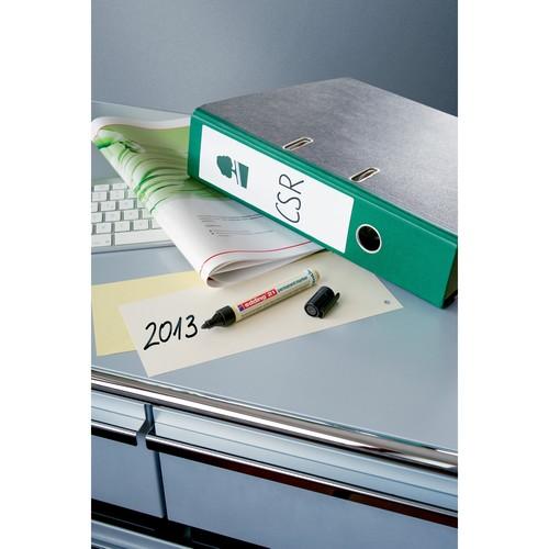 Permanentmarker EcoLine 21 1,5-3mm Rundspitze rot Edding 4-21002 Produktbild Additional View 2 L
