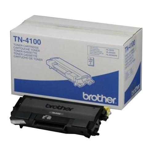 Toner für HL-6050 7500Seiten schwarz Brother TN-4100 Produktbild Front View L