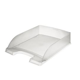 Briefkorb Standard für A4 242x63x340mm frost Kunststoff Leitz 5227-00-03 Produktbild