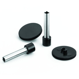 Zubehör-Set für Locher B2200 2 Lochpfeifen und 8 Matrizen schwarz Novus 025-0490 Produktbild